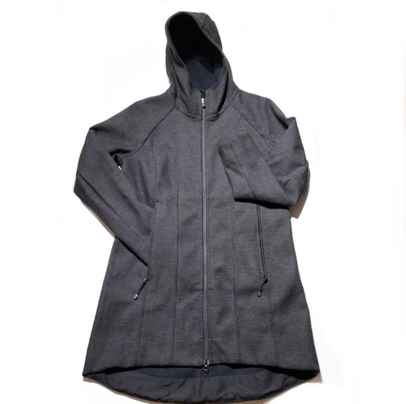 Lululemon Weather or Not Jacket • Gray Size 12